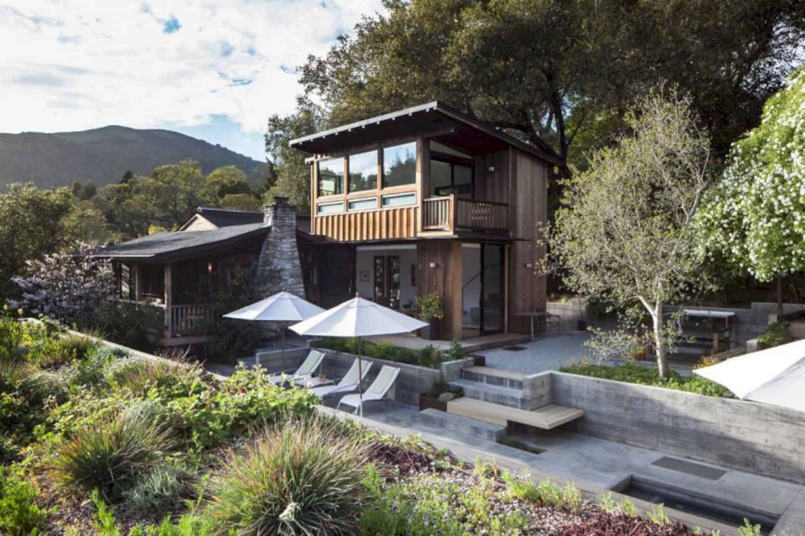 The Shack A Contemporary Hideaway Showcasing Majestic Arhictectural Design 9